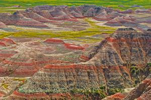 Explore Badlands National Park, South Dakota