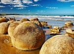 See Moeraki Boulders, New Zealand