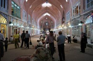 Explore the Bazaar of Tabriz, Iran (UNESCO site)