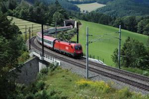 Ride the Semmering Railway, Austria (UNESCO site)