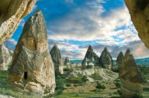 Visit Cappadocia & Göreme National Park, Turkey (UNESCO site)