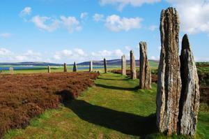 Visit Ring of Brodgar (Ring o'Brodgar), Scotland (UNESCO site)