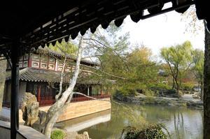 See Classical Gardens of Suzhou, China (UNESCO site)