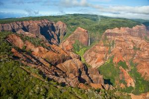 Explore Waimea Canyon State Park, Kauai, Hawaii