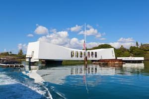 Visit the USS Arizona Memorial, Pearl Harbor, Hawaii