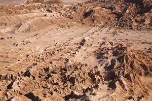 See Valle de la Luna (Valley of the Moon), Chile