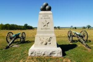 Visit Gettysburg National Military Park, Pennsylvania