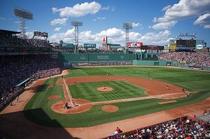 Attend a Red Sox Game at Fenway Park, Boston