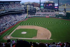 Attend a Pirates Game at PNC Park, Pittsburgh