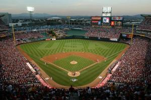 Attend an Angels Game at Angel Stadium, Anaheim
