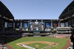 Attend a Diamondbacks Game at Chase Field, Phoenix
