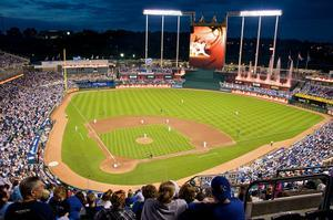 Attend a Royals Game at Kauffman Stadium, Kansas City