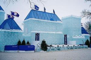 Attend Quebec Winter Carnival, Canada