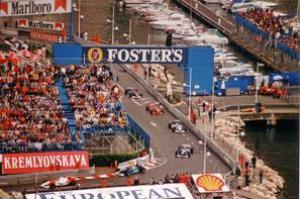Attend the Monaco Grand Prix