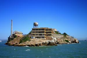 Visit Alcatraz Island, San Francisco, California