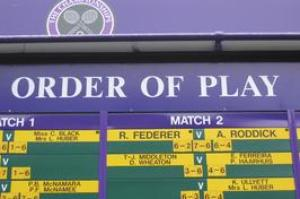 Attend a Match at Wimbledon, England
