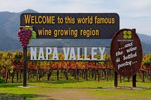 Wine Tasting in the Napa Valley, California