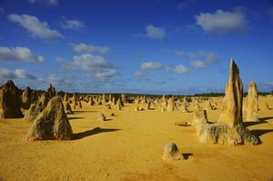 Explore Nambung National Park (Pinnacles Desert), Austrialia