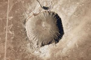 Explore Meteor Crater (Barringer Crater), Arizona