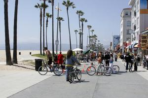 Visit Venice Beach, California