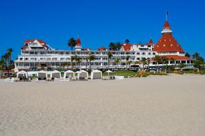 Stay at Hotel del Coronado, Coronado, California