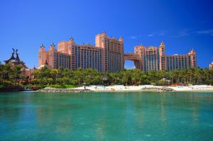 Stay at Atlantis Paradise Island Resort, Bahamas