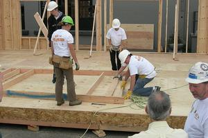Help Build a Habitat for Humanity House