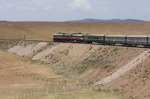 Ride the Trans-Siberian Railway, Russia, Mongolia & China