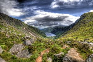 Hike or Rock Climb Glendalough, Ireland