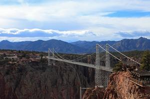 Bungee Jump from Royal Gorge Bridge, Colorado