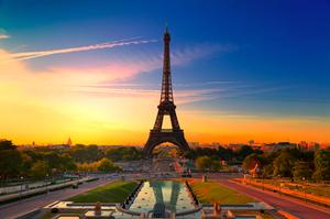 See the Eiffel Tower, Paris, France
