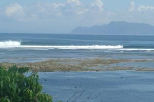 Surf G-Land (Grajagan Bay), Java, Indonesia