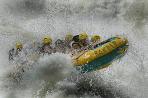Raft or Kayak the Zambezi River, Zimbabwe & Zambia