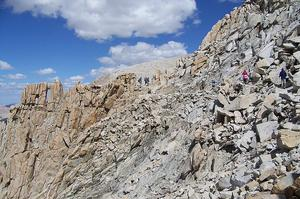 Hike the John Muir Trail, California