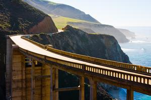 Drive Route 1 (PCH) from San Francisco to Los Angeles