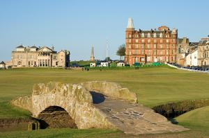 "Attend The Open Championship (""British Open"")"
