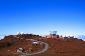 "Check out ""Science City"", Haleakala, Maui, Hawaii"