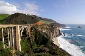 See Bixby Creek Bridge, California
