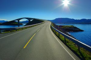 Drive the Atlantic Ocean Road (Atlanterhavsveien), Norway