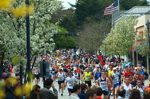 Run the Boston Marathon