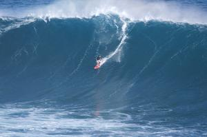 Surf Jaws, Pe'ahi, Maui, Hawaii