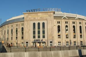 Attend a Yankee Game at Yankee Stadium, NYC