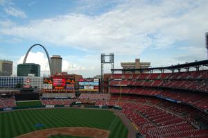 Attend a Cardinals Game at Busch Stadium, St. Louis