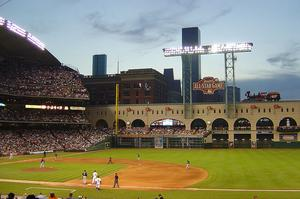 Attend an Astros Game at Minute Maid Park, Houston