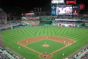 Attend a Nationals Game at Nationals Park, Washington D.C.
