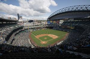 Attend a Mariners Game at Safeco Field, Seattle