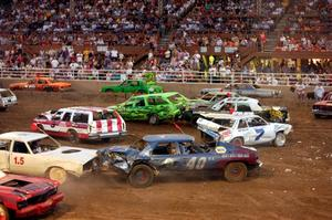 See or Drive in a Demolition Derby