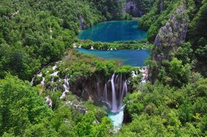 Explore Plitvice Lakes National Park, Croatia (UNESCO site)