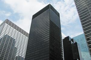 See Seagram Building, NYC