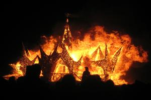 Attend Burning Man, Nevada